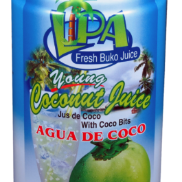 Lipa Fresh Buko Juice with Coco Bits
