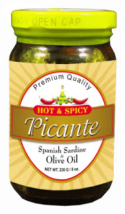 Picante Spanish Sardines in Olive Oil | Spicy