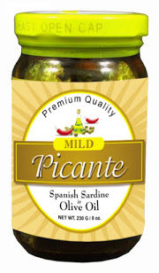 Picante Spanish Sardines in Olive Oil | Mild
