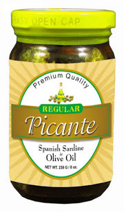 Picante Spanish Sardines in Olive Oil | Regular