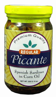 Picante Spanish Sardines in Corn Oil | Regular