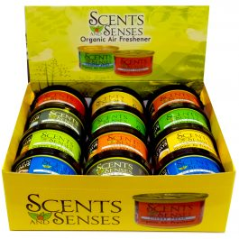 Scent and Senses Organic Air Freshener | Country Apple