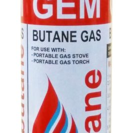 Gem Butane Gas Can