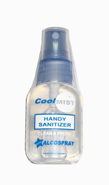 CoolMist Handy Sanitizer Alcospray | 30mL