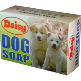 Daisy Dog Soap