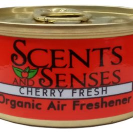 Scent and Senses Organic Air Freshener | Cherry Fresh