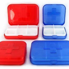 Travelmate Pill Case
