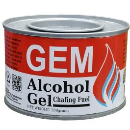 GEM Alcohol Gel Chafing Fuel (200g)