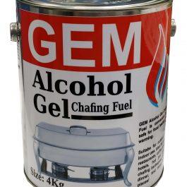 GEM Alcohol GEL Chafing Fuel (4kg)