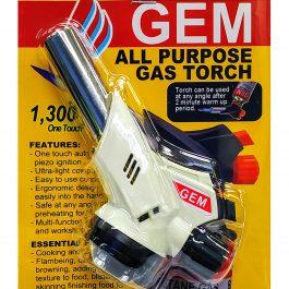 GEM All Purpose GAS TORCH (SLANT) GE-509C